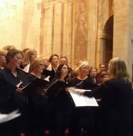 Cor Filharmonia a Salamanca