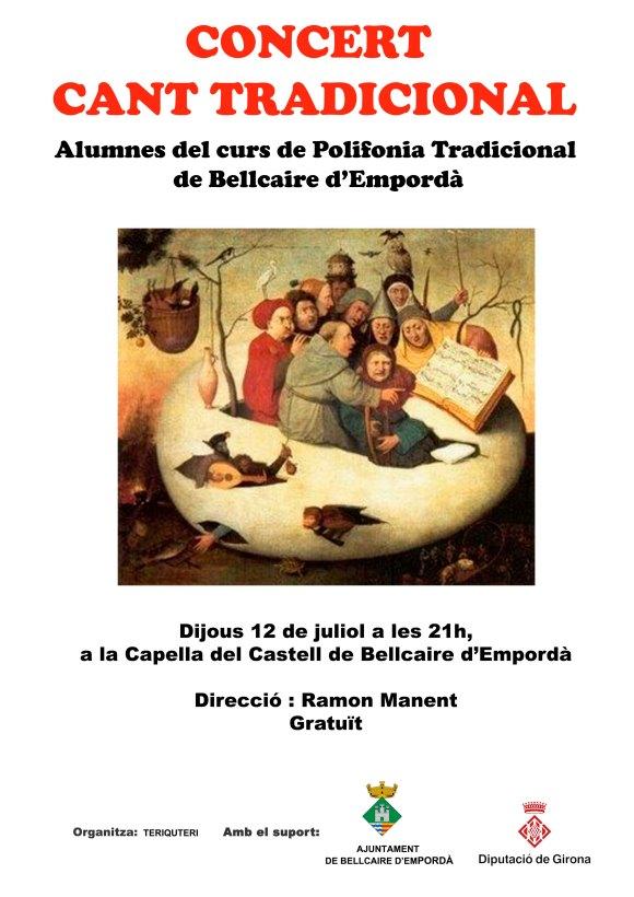 Polifonia estiu concert cant tradicional