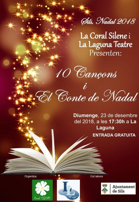 Cartell Nadal 2018 C Silene (Small)