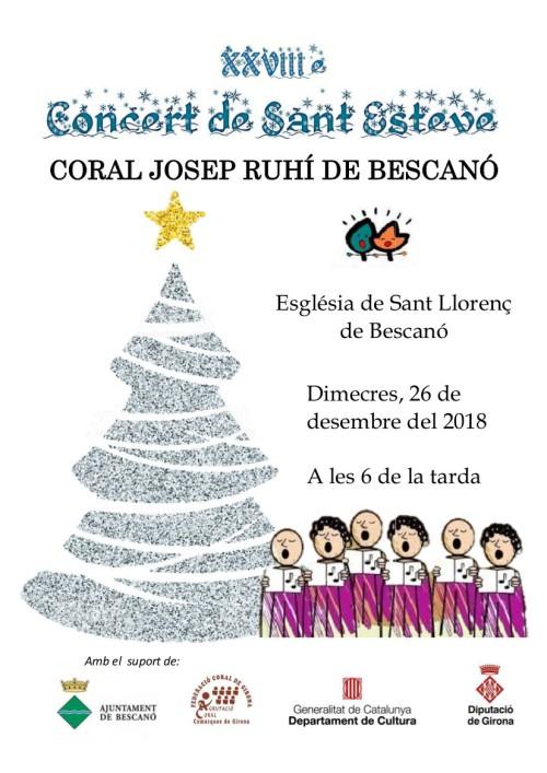 Concert de Nadal C Josep Ruhí