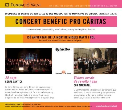 Concert Cor Maragall Coral Xantica Teatre Municipal 28 abril (Small)