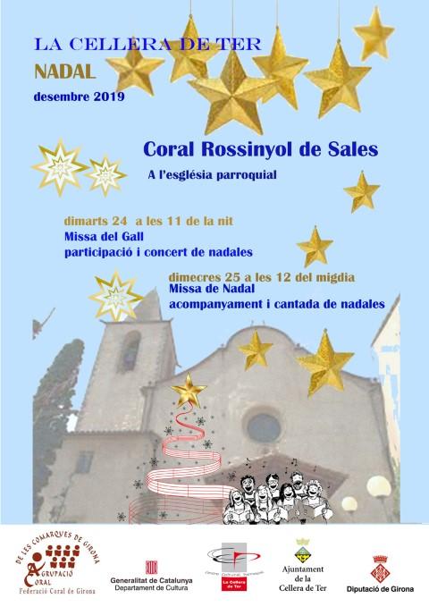 Concert Coral Nadal19 Rossinyol