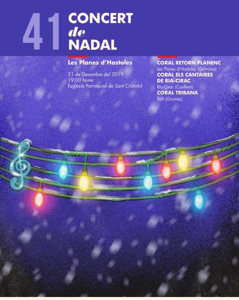 CONCERT DE NADAL 21 desembre_LES PLANES HOSTOLES