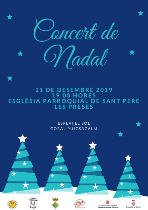 Concert de Nadal C Puigsacalm