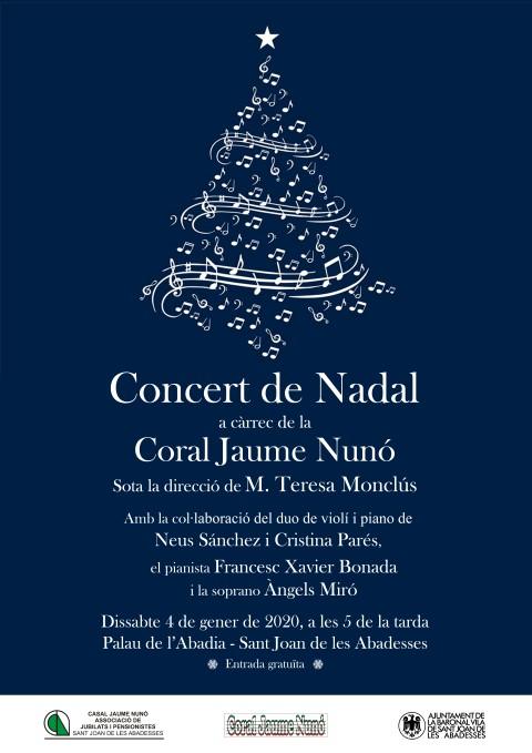 Concert Nadal 4 de gener 2020C Jaume Nuno