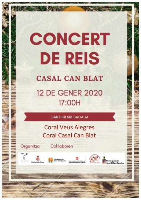 Concert Reis 12 gener C Veus Alegres
